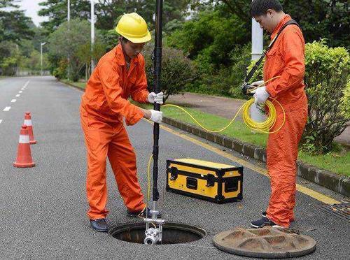 疏通下水道 疏通污水管道的注意事项