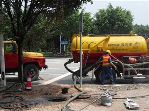 市政排污水管道堵塞的原因