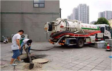井陉下水道疏通-马桶疏通-地漏疏通-高压疏通清洗