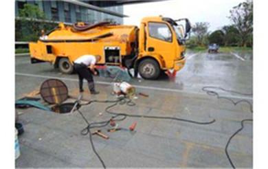井陉卫生间下水道堵塞用什么疏通-弹簧疏机疏通