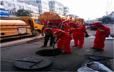井陉化粪池清理-马桶疏通-沙井清掏-管道清淤电话