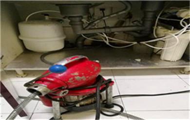 井陉地漏反水怎么处理-疏通地漏的工具有哪些