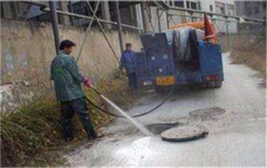 井陉管道清淤疏通-清理化粪池-隔油池-高压清洗电话