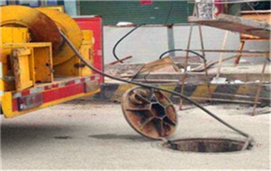 井陉厨房管道堵塞怎么疏通-弹簧疏机疏通