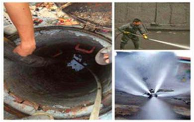 井陉化粪池清理-管道清淤疏通-下水管道清疏电话