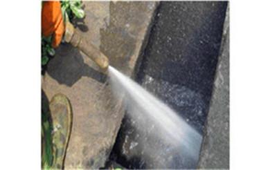 井陉高压清洗管道疏通下水道-马桶地漏-公司电话